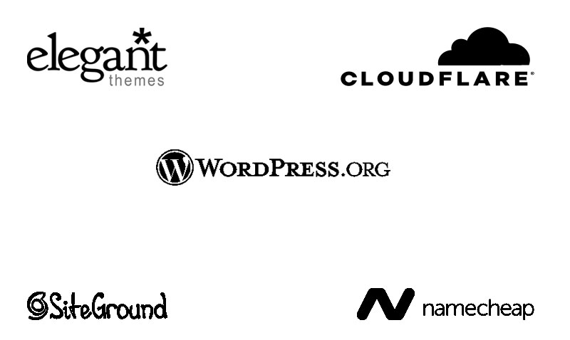 trusted brands powering our sites